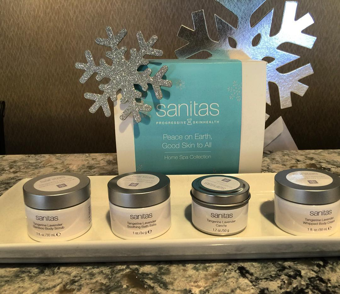 sanitas skincare products
